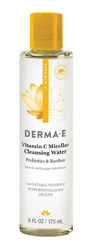 Derma E, Cleansing Water