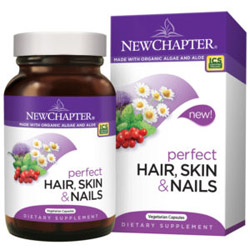 Newchapter, Hair skin nails