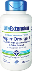 Life Extension, Super Omega-3