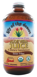 Lily of the Desert, Aloe Vera Juice