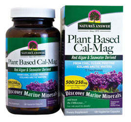 Nature's Answer, Plant Based Cal-Mag